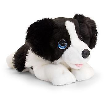 Keel Toys Signature Cuddle Puppy Border Collie