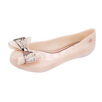 Womens Zaxy Ballet pompen Pop Glam Flat - vanille