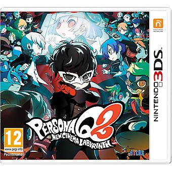 Persona Q2 Neues Kino Labyrinth Launch Edition 3DS Spiel