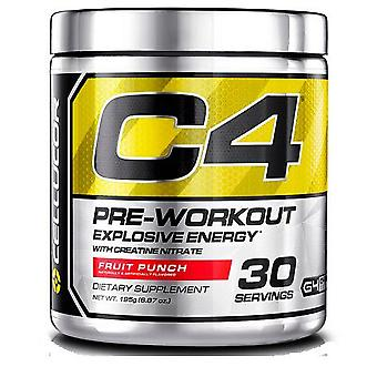 Cellucor C4 Original Eu Version 2018 Fruit Punch 195 gr