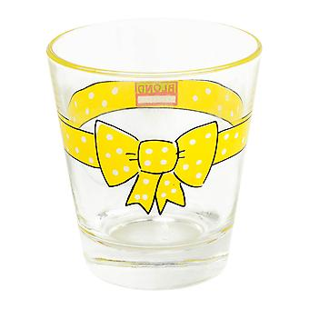 Blond Amsterdam Yellow Bow Glass