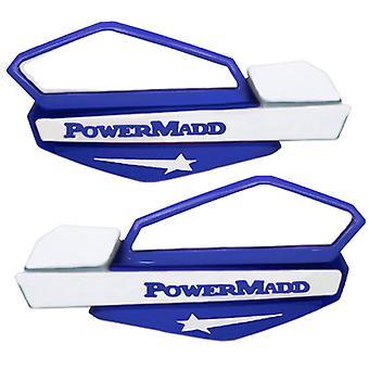 Powermadd 34221 Star Handguard - Blue/White