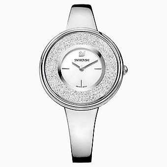Swarovski 5269256 Stainless steel Metal bracelet Crystalline Pure Ladies Watch