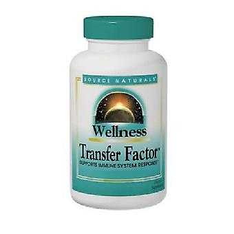 Source Naturals Wellness Transfer Factor, 125 mg, 30 Vcaps
