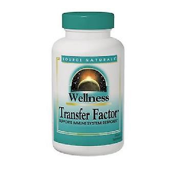 Source Naturals Wellness Transfer Factor, 125 mg, 60 Veg Caps
