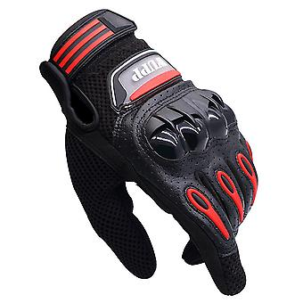 WUPP CS-640A Motorcycle Full Finger Protective Touch Screen Waterproof Gloves