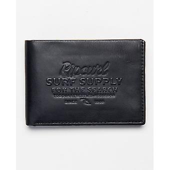 Rip Curl Leder Men's Brieftasche mit RFID - Surf Supply schwarz