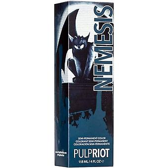 Pulp Riot Raven Collection - Semi Permanent Cruelty-free & Vegan Hair Dye - Nemesis 118ml