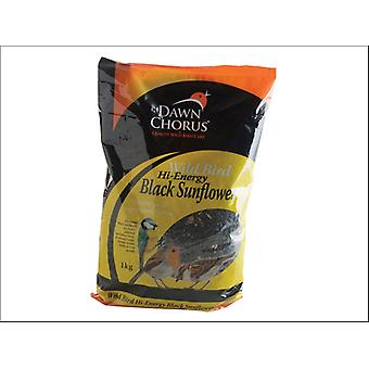 Dawn Chorus Black Sunflower Seeds 1kg