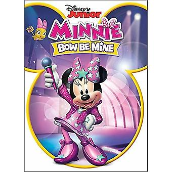 Minnie-apos;s Happy Helpers: Bow Be Mine [DVD] Usa import