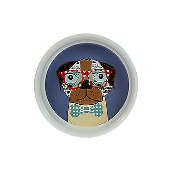 English Tableware Company Perfect Pets Dash Dog Bowl Large DD2875A01