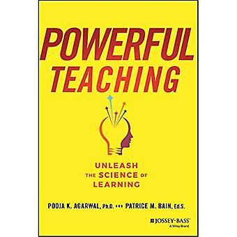 Voimakas opetus: Vapauta oppimisen tiede