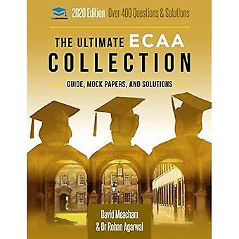 The Ultimate ECAA Collection: Economics Admissions Assessment Collection. Updated with the latest specification, 300+ practice questions and� past papers, with fully worked solutions, time saving techniques, score boosting strategies, and formula sheets.