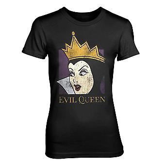 Disney Snow White Evil Queen T-skjorte, Kvinner