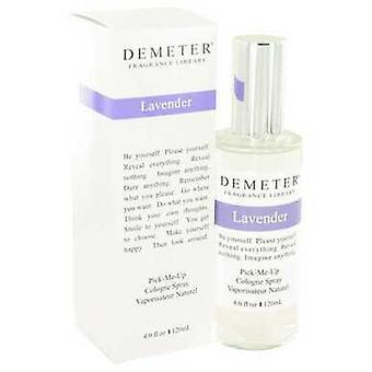 ديميتر لافندر بواسطة ديميتر كولونيا رذاذ 4 أوقية (النساء) V728-426490