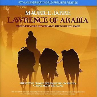 Various Artists - Maurice Jarre: Lawrence of Arabia [CD] USA import