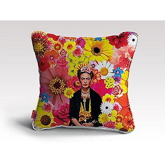 Blomsterfrida pude/pude