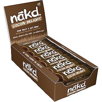 Nakd Kakao Crunch Protein Bar 30g x18