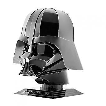 Star Wars Darth Vader Helm Metall Erde Modell Kit
