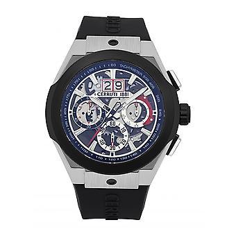 Relógio Masculino - Cerruti -RUSCELLO - ESQUELETO-CRA28702