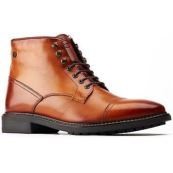 Baza Londra Conrad Mens Lace Up Boots