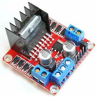 1pcs Dual H Bridge Dc Stepper Motor Drive Controller Board Module