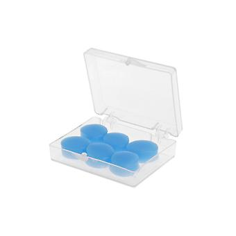 Silicone Soft Waterproof Anti-noise Protective Ear Plugs
