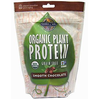 Garden of Life Organic Plant Protein Smooth Chocolate 280 gr