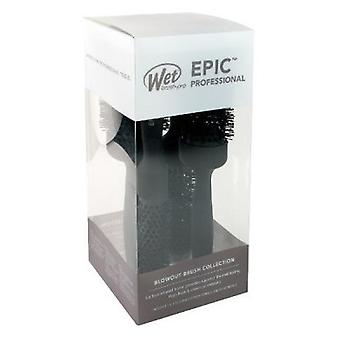 The Wet Brush Epic Blowout Brush Collection Pack