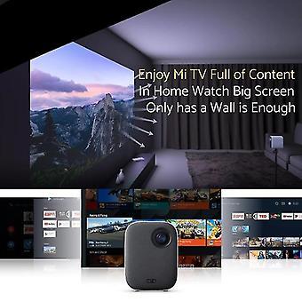 """Global Version Xiaomi Mijia Projector, Mini 60-120"""" Full Hd 1080p Dlp 500ans"""