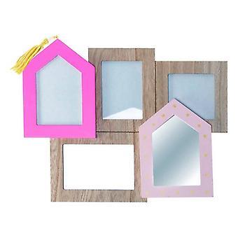 Fotolijst DKD Home Decor Baby (40 x 32 x 2 cm)