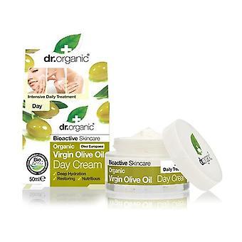 Organic Olive Day Cream, 50 ml - giorno viso cream 50 ml of cream