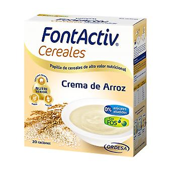 Fontactiv Cereals Rice Cream 600 g