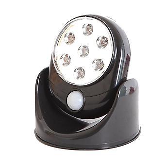 7 Lumière de capteur de mouvement de LED
