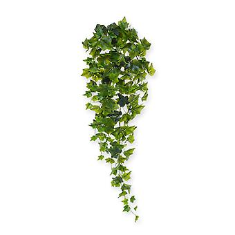Hangingplant edera artificiale 80 cm verde