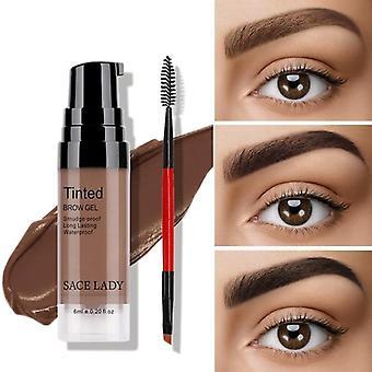 Lady Eyebrow Gel Wax Dye Cream