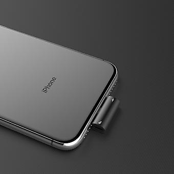 Splitter Lightning zu 2x Lightning Black - Dual Lightning Port für iPhone, iPad und MacBook