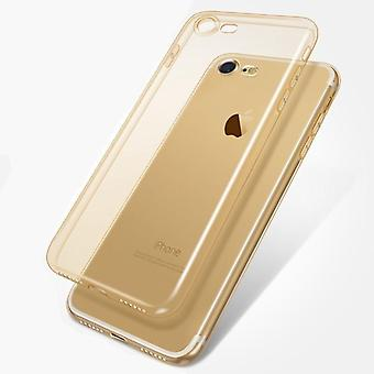 Luxury clear soft tpu iphone protector case