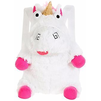 Fluffy the unicorn backpack