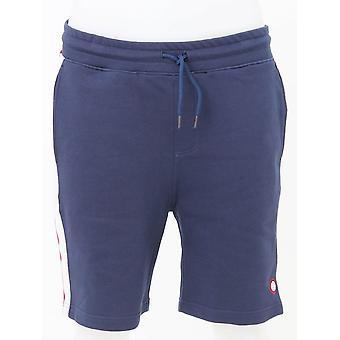 Pretty Green Tilby Sweat Shorts - Navy