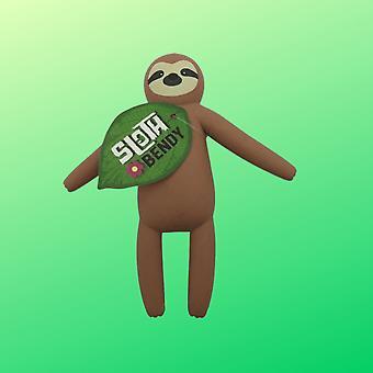 Streamline NYC Bend-A-Sloth Figure