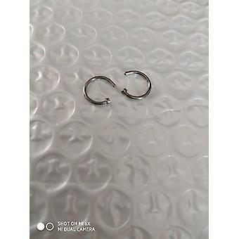 Popular Anti Allergy 316l Medical Stainless Steel Nose Ring C-shaped Nail