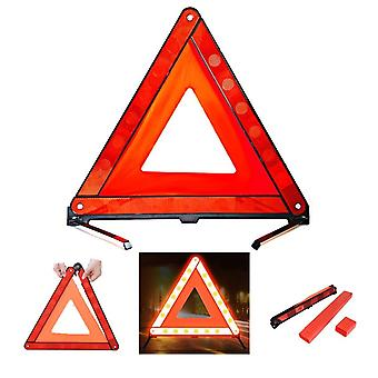 Triangle Emergency Warning Sign