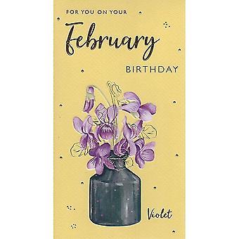 ICG Ltd February Birthday Card