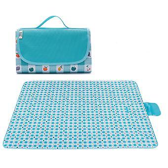 Portable outdoor picnic mat beach mat waterproof camping  blanket yspm-16