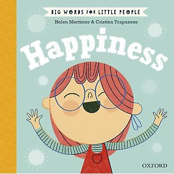 Big Words for Little People Happiness by Helen Mortimer