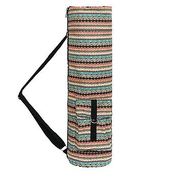 Fashion Sports Yoga Mat Storage Shoulder Bag