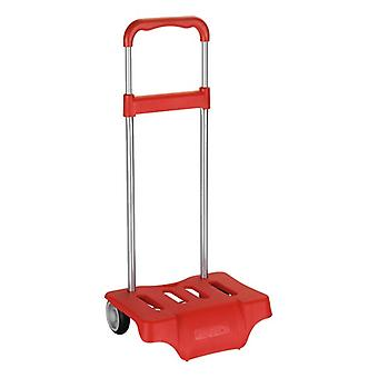 Backpack Trolley Safta Red
