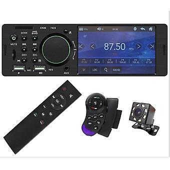 Kosketusnäyttö, Bluetooth Audio Video Mp5 -soitin autolle