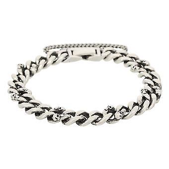 Massive Silver Heren armband 925